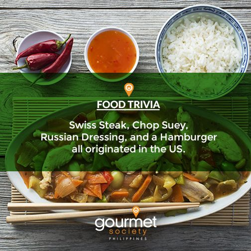 The 19 best food trivia images on pinterest trivia food network chopsuey vegetables food forumfinder Choice Image