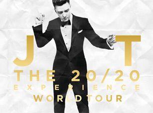 Tickets JUSTIN TIMBERLAKE 20/20 Experience Tour 2014 | Vorverkauf für Köln, Berlin und Hamburg