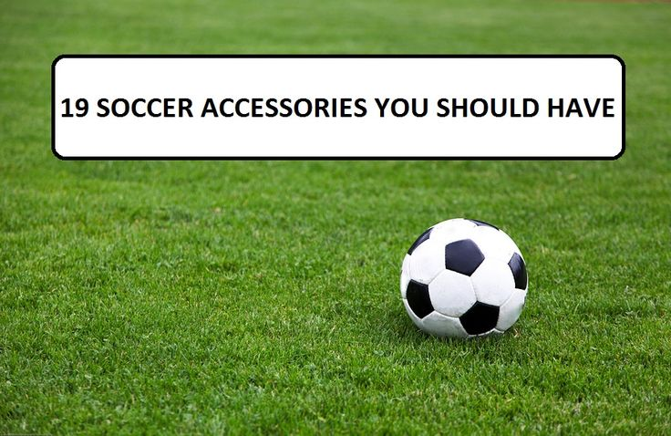 19 #Soccer #Accessories you should have. Find more at http://premiumballs.net/19-soccer-accessories-you-should-have/