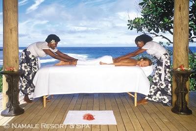 Spa Treatment @ Namale, Fiji: Spa Treatments, Spas, Namale Spa