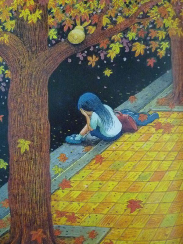 幾米 Jimmy Liao - illustrations
