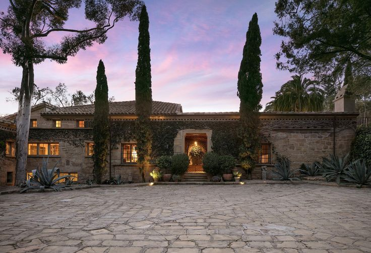 Ellen DeGeneres and Portia de Rossi have owned more than seven homes together—including this Santa Barbara, California villa, which is now on the market for $45 million. The talk show host is a known design-lover, with an HGTV show, book and home decor line to prove it. DeGeneres gave readers a look at the process of renovating this particular Tuscan-style villa, which was constructed in the 1930s by Wallace Frost, in her book entitled Home. Set on more than 16 acres, amid olive trees and…