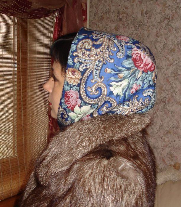 Головной убор из капюшона — Рукоделие
