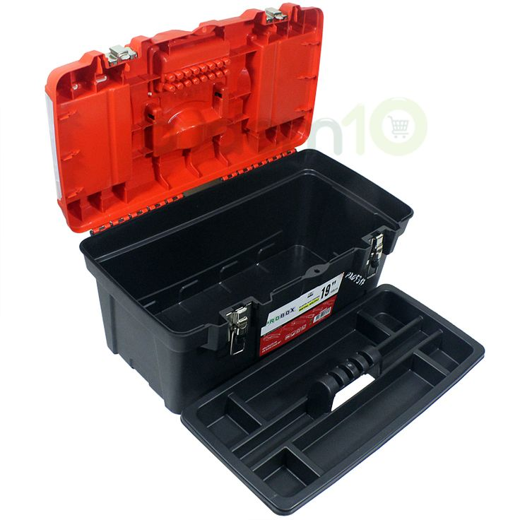 PROBOX PX-05317 19''/49 cm Metal Alet Çantası (Metal Kilitli)