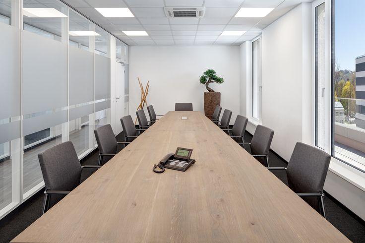 Besprechungstisch, Konferenzraum, Büroaccessoires, Pflanze - design aus glas rezeption bilder