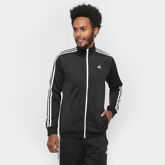 Agasalho Adidas KN 1 - Preto+Branco R$ 194,90