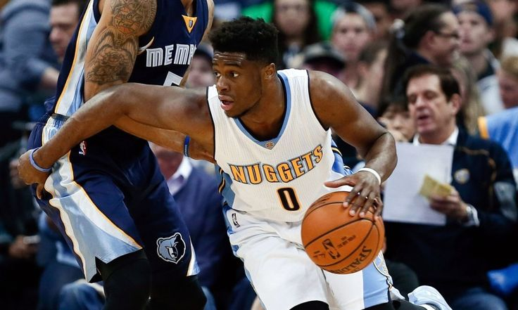 Rosen's Rookie Reports: Emmanuel Mudiay = There were two mystery players chosen in the lottery draft last June: Kristaps Porzingis (at #4), who's been nothing short of sensational with the New York Knicks, and Denver Nuggets point guard Emmanuel Mudiay (#7), who's had.....