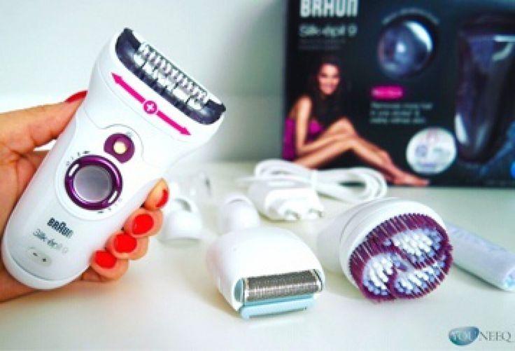 Braun Silk Epil 9 Test