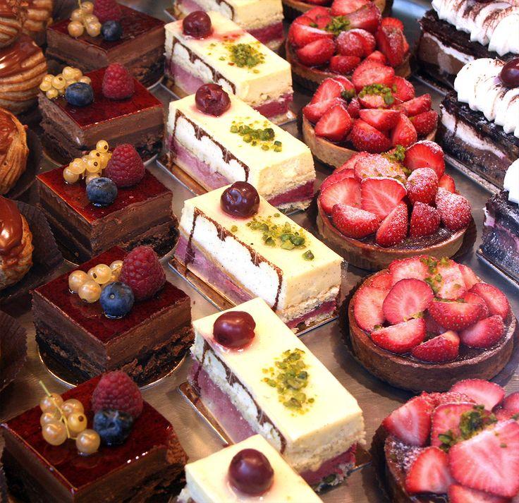 Десерты для вегетаианцев