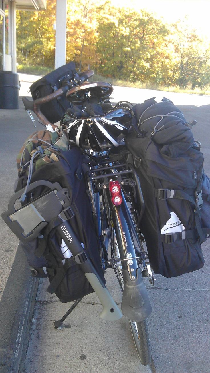 touring bike Soma