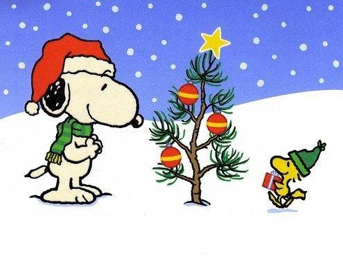 Snoopy Christmas Tree                                                                                                                                                                                 More