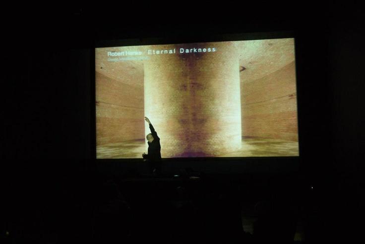 Robert Henke / Charla / Arte Alameda