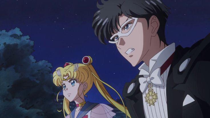Sailor Moon Crystal - Act 33 - Mistress 9 Awakening