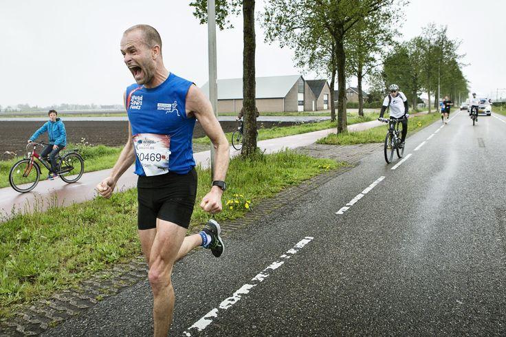 Wings for Life World Run 2016 met Max Verstappen als rijdende finishlijn