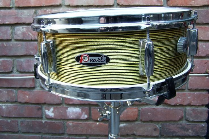 1950's Pearl snare drum
