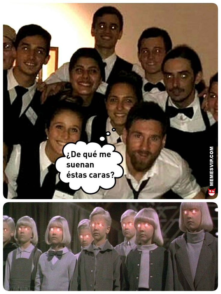 Meme Messi en el Pueblo de los Malditos #2018 #2019 #detodo #chistes #meme #memes #momos #español #memesenespañol #memesvip #memesvipcom #memesvip_com #chistecorto #humor #funny #risa #lol #chistesmalos #comparte #funnypictures #divertido #gracioso #spanishmemes #futbol #soccer #football #messi #fcbarcelona