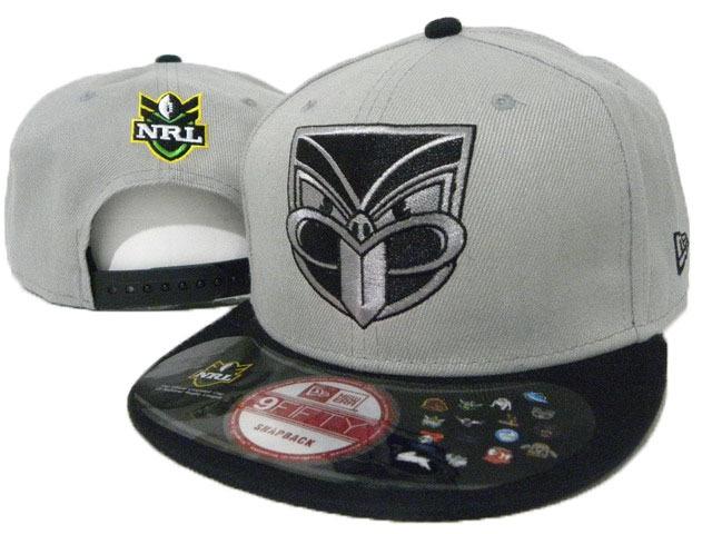 NRL Warriors NE Snapback Hat 05