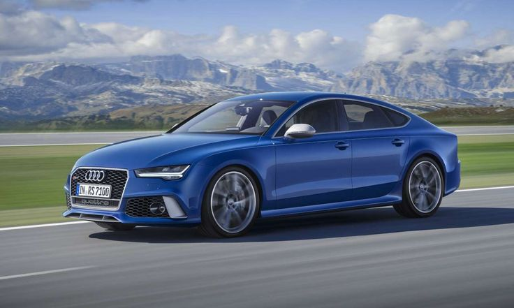 The A7, S7, and RS7 have been around for a few years but remain distinctive among other luxury sedan... - Audi AG