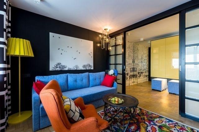 Яркая гостиная и потайные двери https://www.facebook.com/FAQinDecor/posts/389444081243767 #FAQinDecor #design #decor #architecture #interior #art #дизайн #декор #архитектура #интерьер