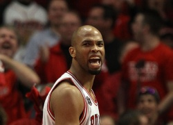 Taj Gibson Ready To Lead New Bench Mob - expressNBA