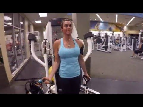 8 Week Body Transformation: Day 4 Back and Biceps - Fitness Food Diva