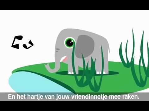 Gedichtje kleine olifant