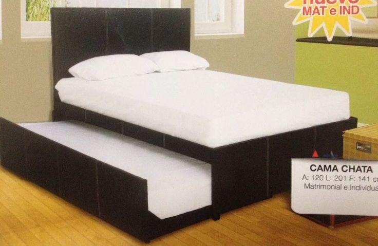 Base Canguro Matrimonial Individual Forrada - $ 2,590.00 en Mercado Libre
