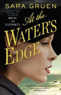 At the Water's Edge is a story for readers who have had to face the crushing reality that they have chosen the wrong man. It is also for those who love a brooding alpha male with a tragic past, waiting for the right woman to thaw his defences.  For more, please see my book review  http://silkchen.com/at-the-waters-edge-by-sara-gruen/