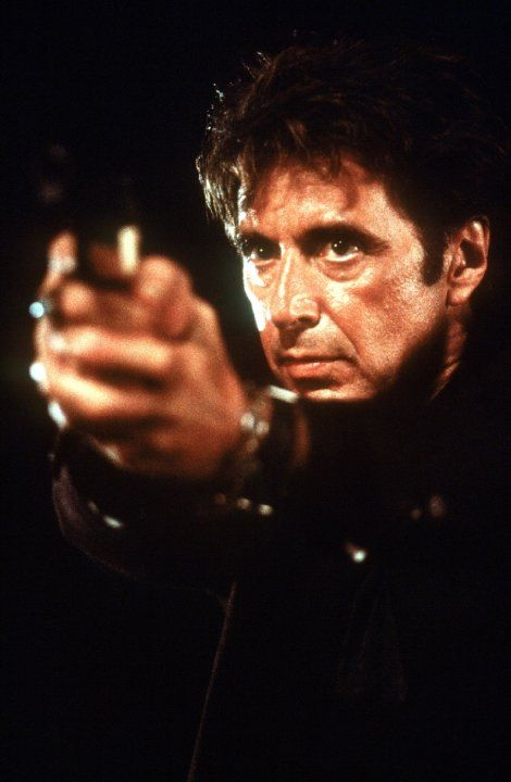 Al Pacino in Heat (1995)
