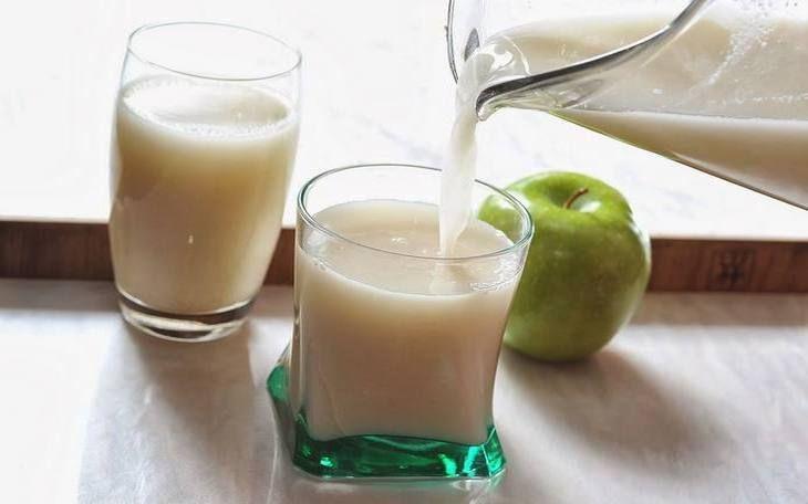 Este batido de avena y manzana te va a ayudar a perder peso de una manera rapida y a la misma vez bajar el colesterol malo.