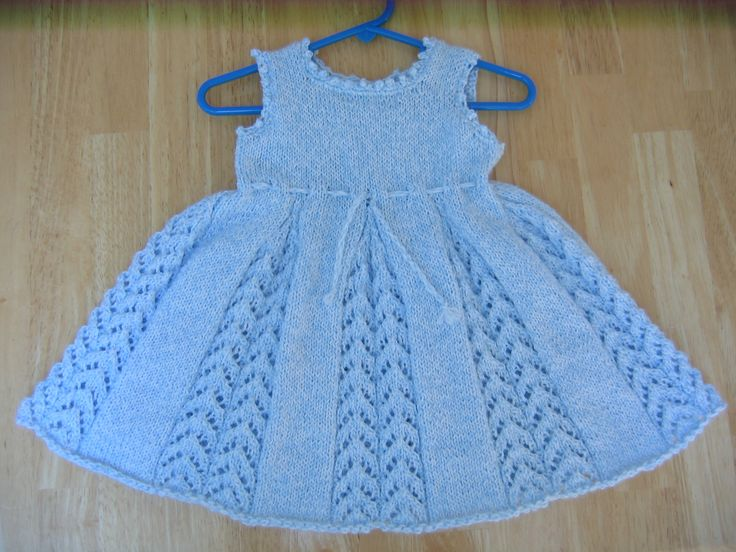 free on Ravelry: UPENDI's Lacy Tunic / Baby Dress