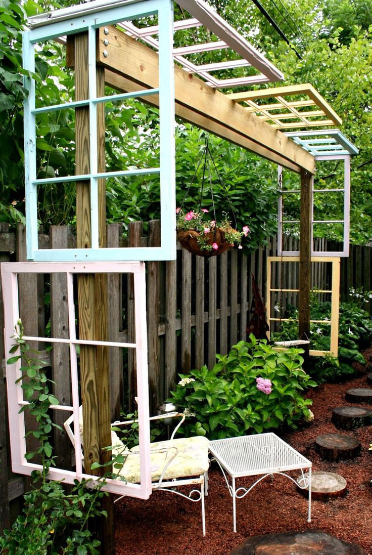 best 25+ pergola selber bauen ideas on pinterest, Gartengerate ideen