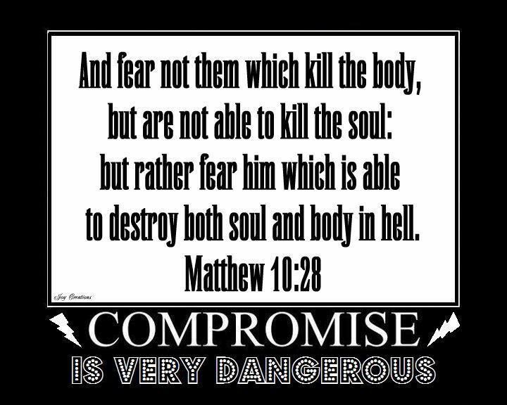 """Matthew 10:28 """"Don't be afraid of those who want to kill your body; they cannot touch your soul. Fear only God, who can destroy both soul and body in hell."""