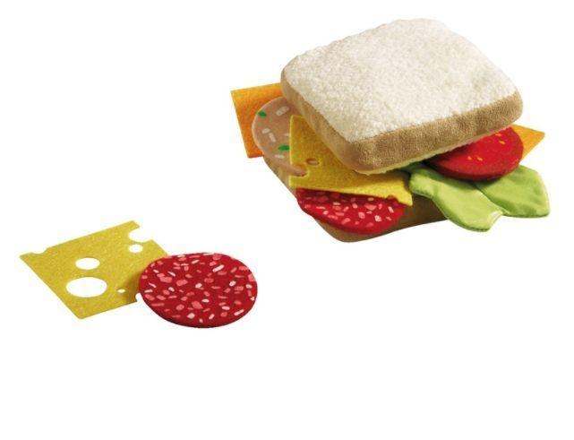 Sandwich Play Food Set By HABA