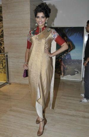 20 Beautiful Saree Gown Designs