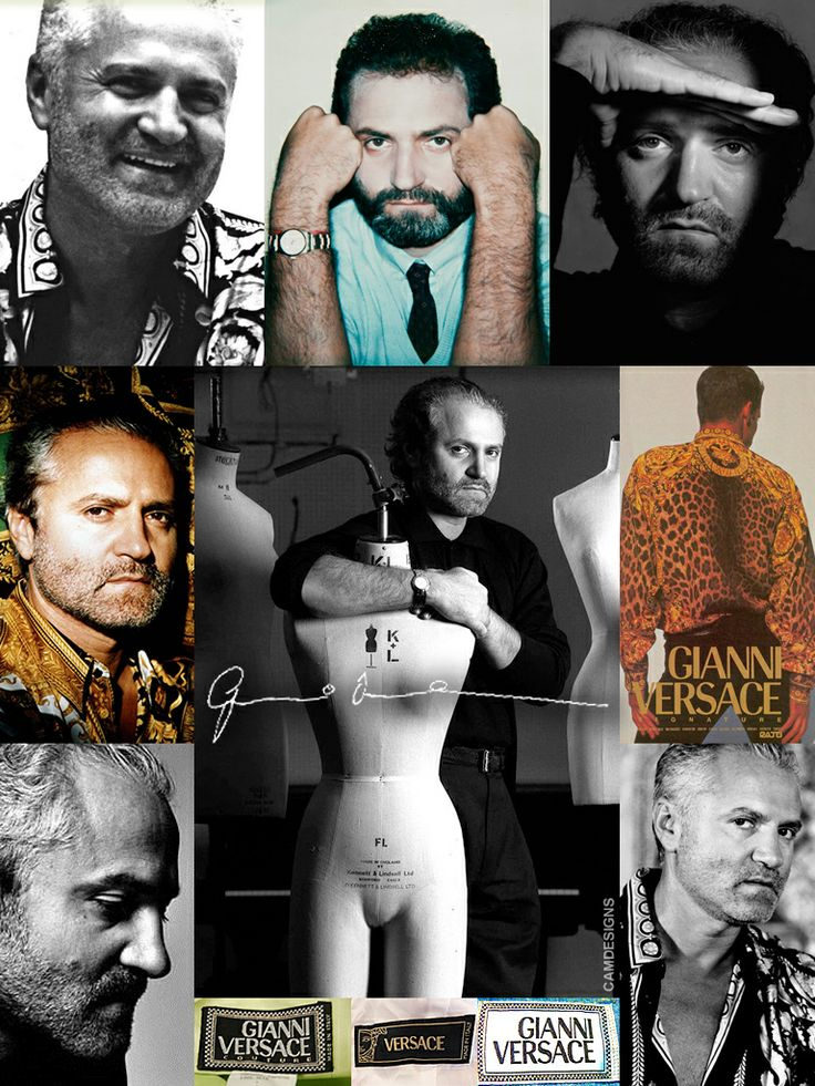a biography of gianni versace an italian fashion designer Gianni versace was serial andrew cunanan's fifth victim of 1997  gianni  versace - italian fashion designer & founder of versace | mini bio |.