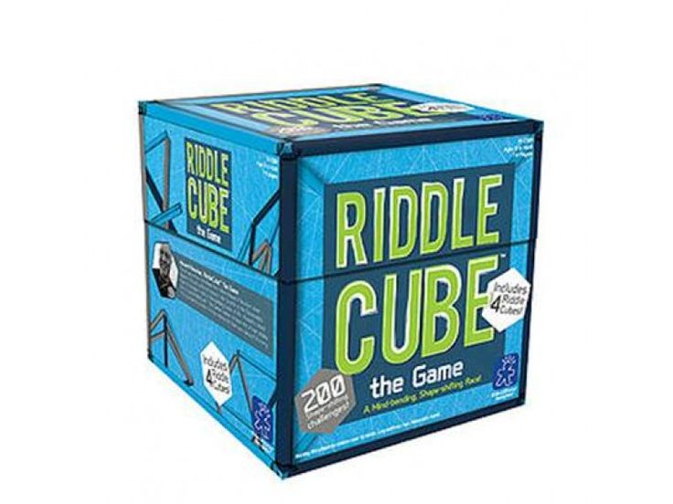 Ossining Toy Inventor Wins Award for RiddleCube | Ossining-Croton-On-Hudson, NY Patch