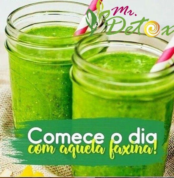 Polpa Detox Verde Abacaxi Couve Folha Hortela E Gengibre Ideal