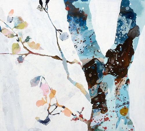 Nature painting by Jen Garrido.