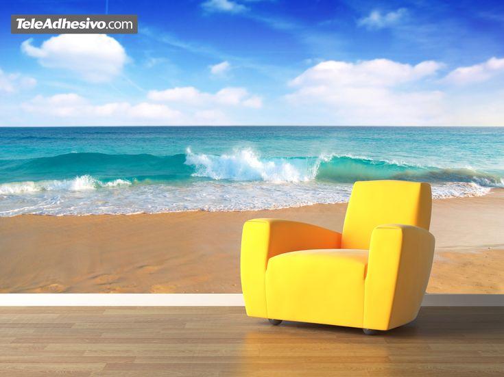 Fotomurali : Spiaggia 48
