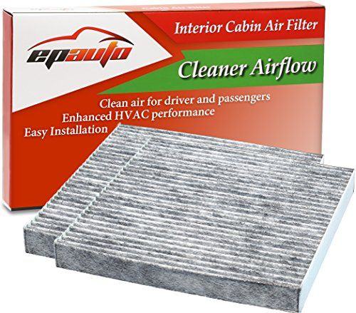 2 Pack - EPAuto CP134 (CF10134) Honda & Acura Premium Cabin Air Filter includes Activated Carbon - https://www.caraccessoriesonlinemarket.com/2-pack-epauto-cp134-cf10134-honda-acura-premium-cabin-air-filter-includes-activated-carbon/  #Activated, #Acura, #Cabin, #Carbon, #CF10134, #CP134, #EPAuto, #Filter, #Honda, #Includes, #Pack, #Premium #Filters, #Performance-Parts-Accessories