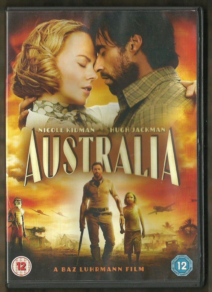 #Australia [dvd] #[2008] hugh jackman, nicole kidman, #region 2 uk pal free p&p u,  View more on the LINK: http://www.zeppy.io/product/gb/2/291981535698/