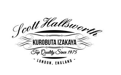 Kurobuta London by Scott Hallsworth - very pricey so for a special occasion!