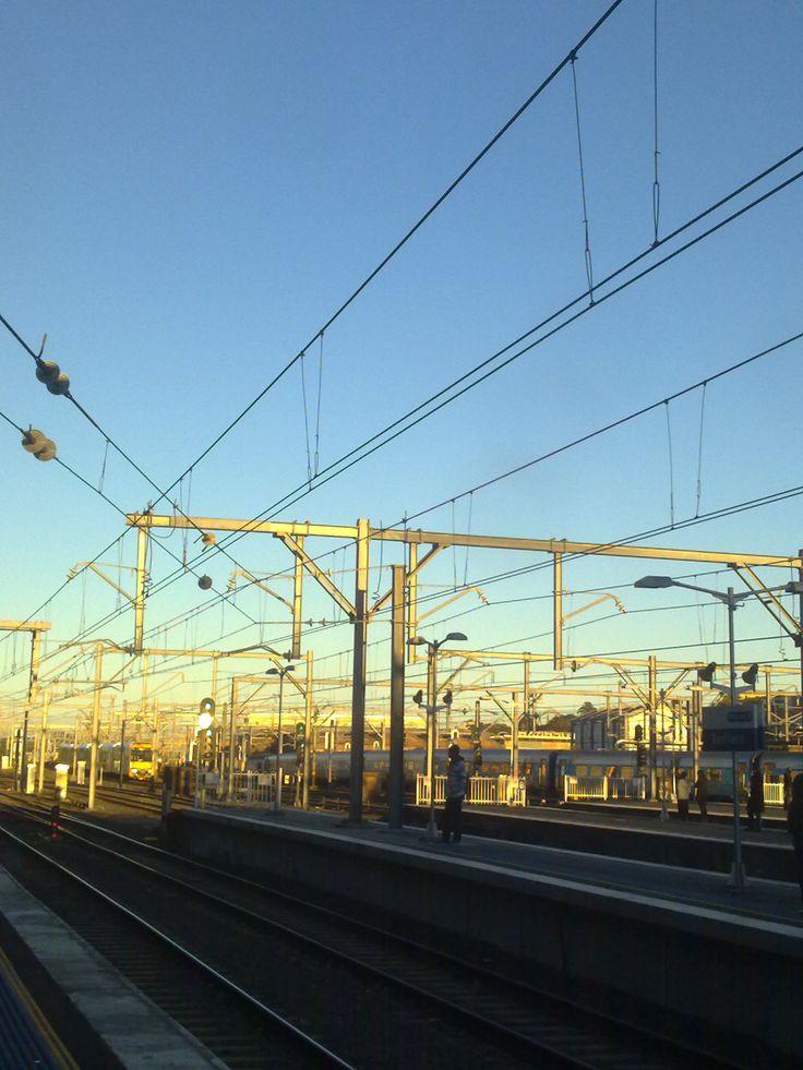 Morning Train...