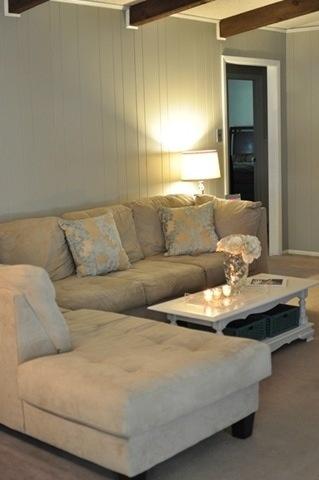 Loft lounge space