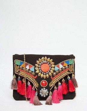 VIDA Statement Clutch - Fun Accent by VIDA dviroS