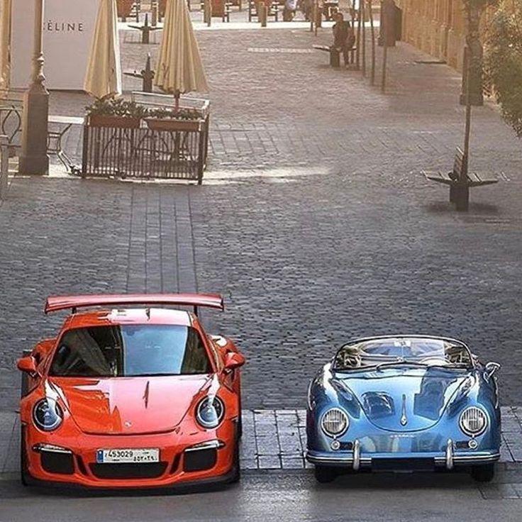 8,682 vind-ik-leuks, 28 reacties - Porsche Club (@porscheclub) op Instagram: 'Photo via @samijoemansour'