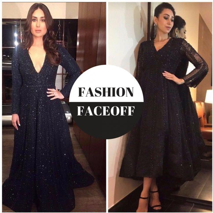 karisma Kapoor,kareena kapoor khan,Faceoffs