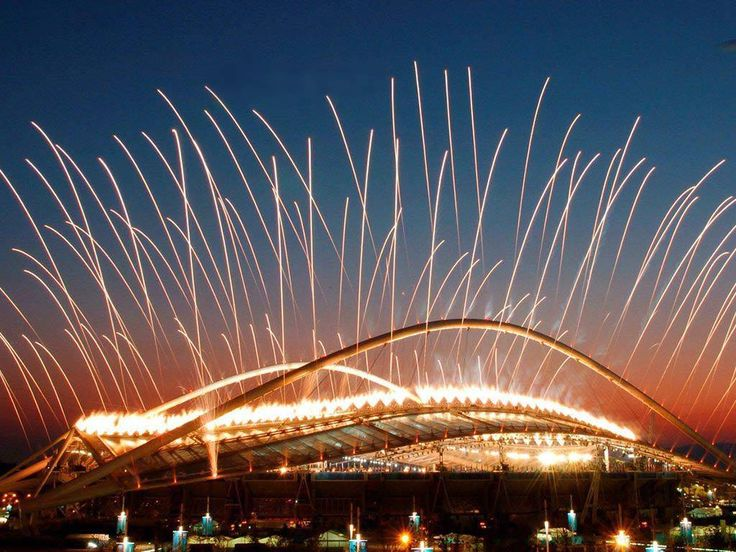 Olympic Games, Athens 2004, OAKA Stadium