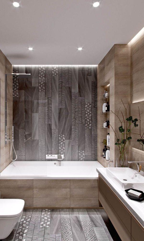 58 Awesome Inspiring Design Ideas For Bathrooms 2020 Part 11 Bathroom Interior Design Minimalist Bathroom Design Modern Bathroom Design